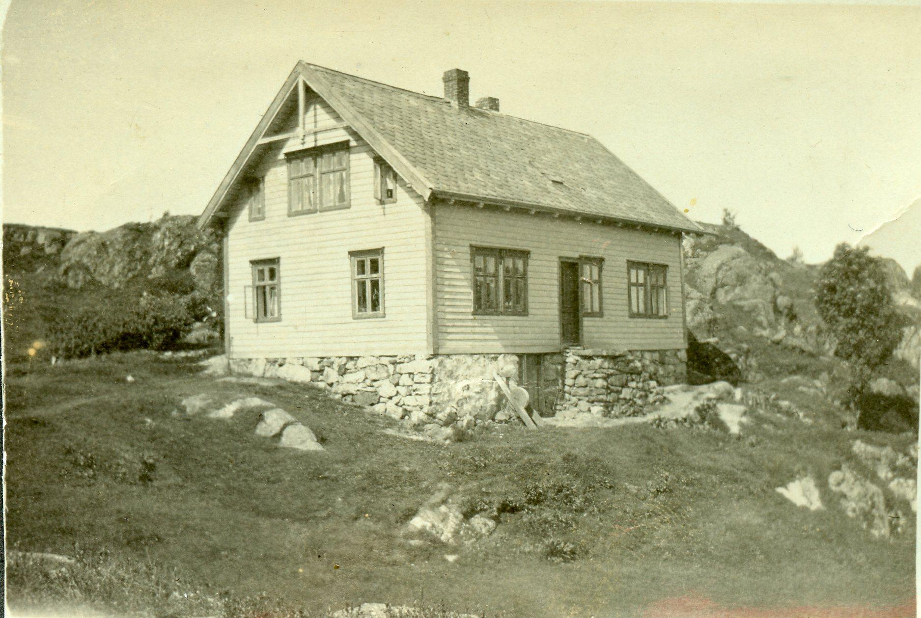Bilde av et hus